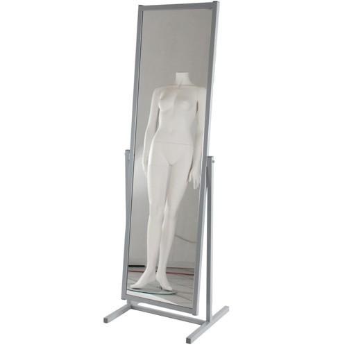 konfektionsspiegel ohne rollen l nge 155 cm. Black Bedroom Furniture Sets. Home Design Ideas